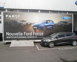 Point Marquage - Sainte-Geneviève-des-Bois - Banderoles - Banderoles