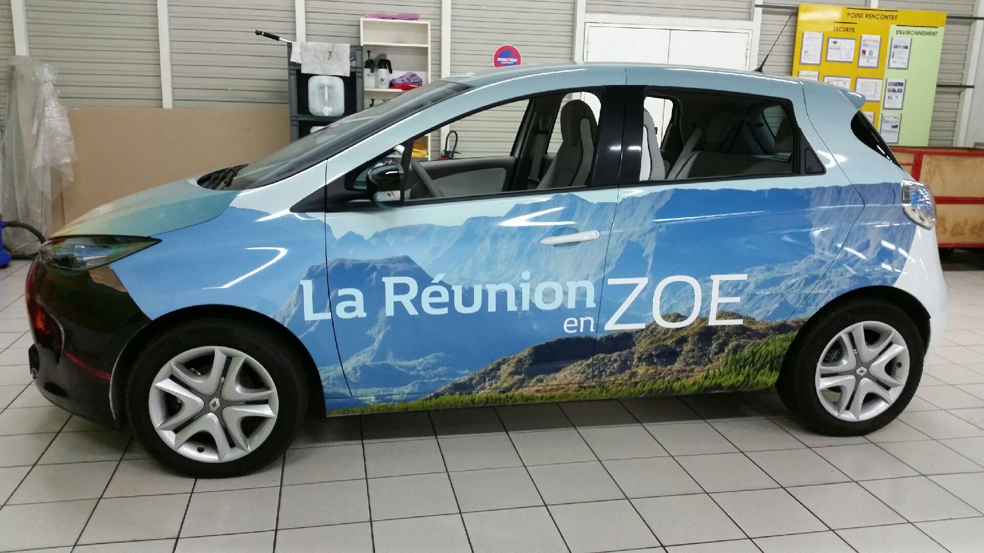 Découvrez la Réunion en Zoé