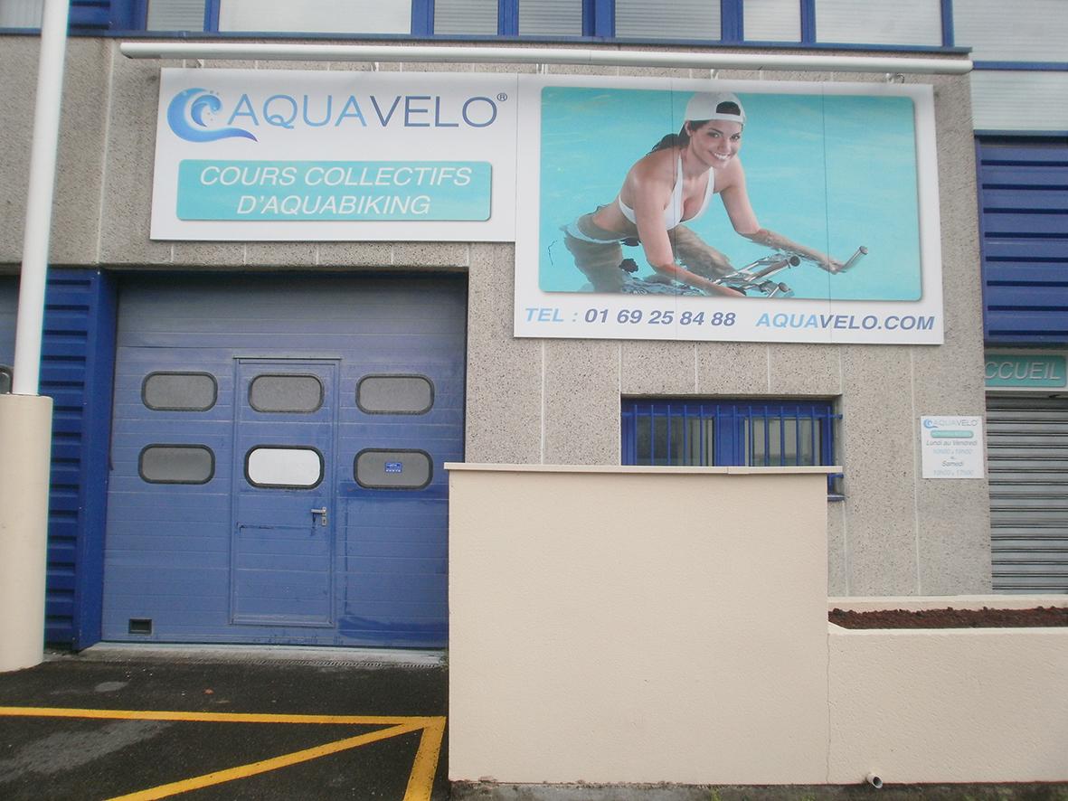 AQUAVELO-STE GENEVIEVE DES BOIS