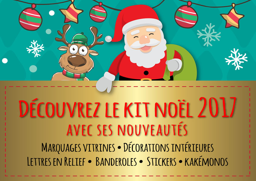 KIT DE NOEL 2017