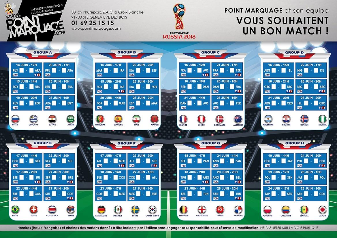 Suivez l'équipe de France, Allez les bleus !