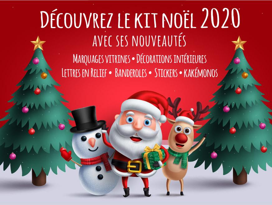 KIT DE NOEL 2020