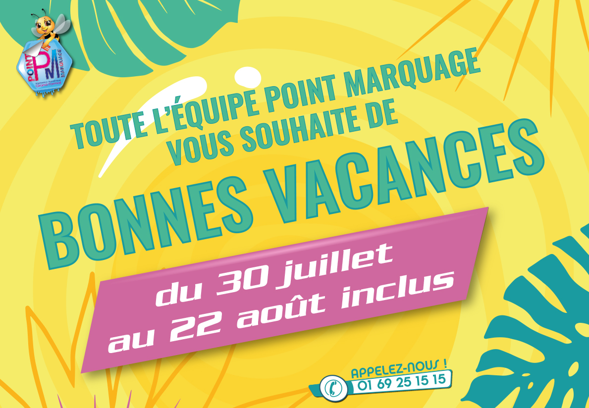 CONGES POINT MARQUAGE